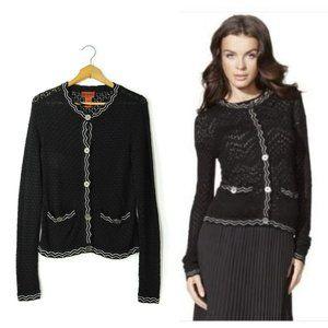 MISSONI for Target Cardigan Sweater black white